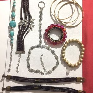Jewelry Lot 8